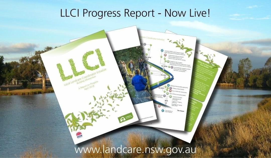 The Local Landcare Coordinator Initiative is Building Momentum