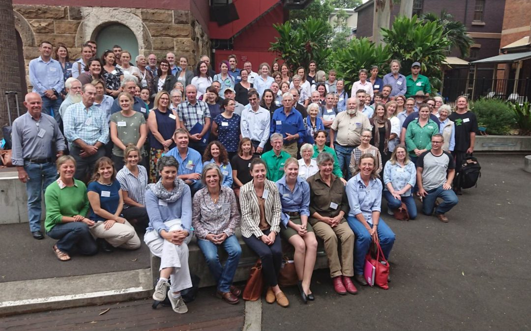 NSW Local Landcare Coordinator Initiative State Gathering
