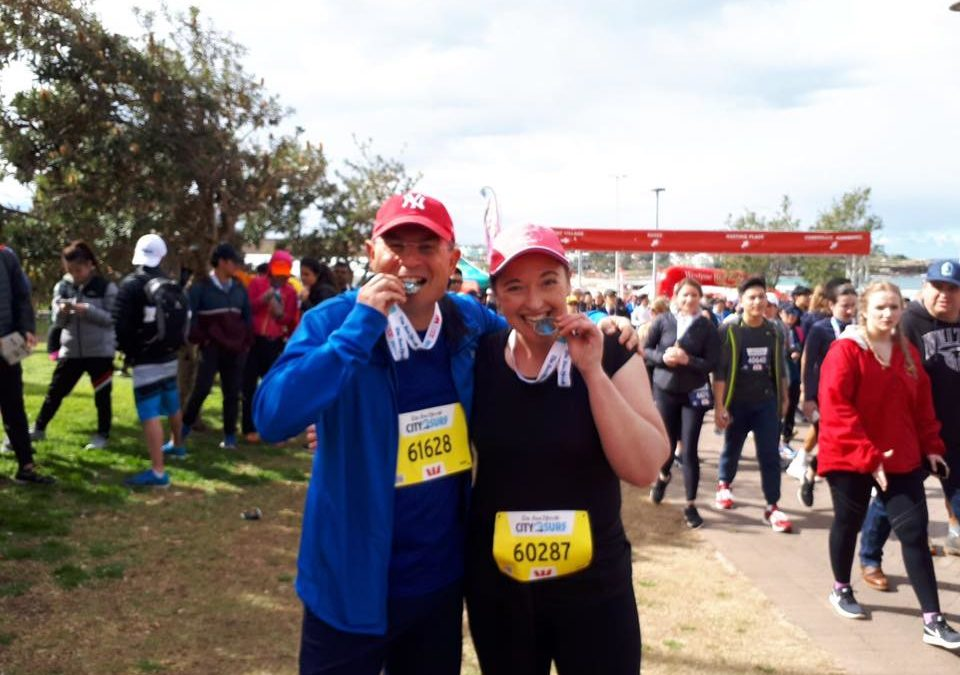 2019 City2Surf  – Team Landcare NSW raise over $3,500