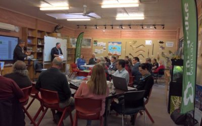 Landcare NSW CEO attends Murray Region Mini Muster