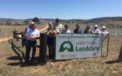 Landcare NSW visits Monaro region